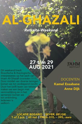 Fahm Instituut Ghazali Weekend 2021 800px