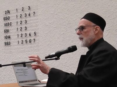 Lezing Dr Umar Faruq AbdAllah – Tending the Earth, Taking care of God's creation