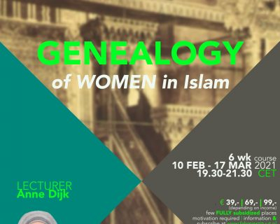 A genealogy of women in Islam