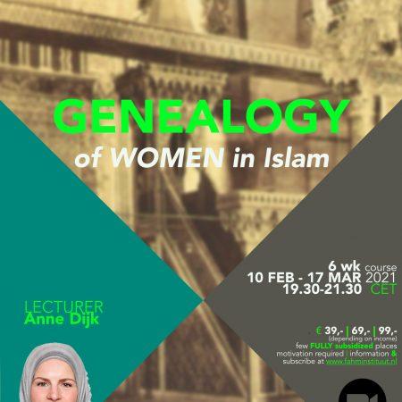 A genealogy of women in Islam