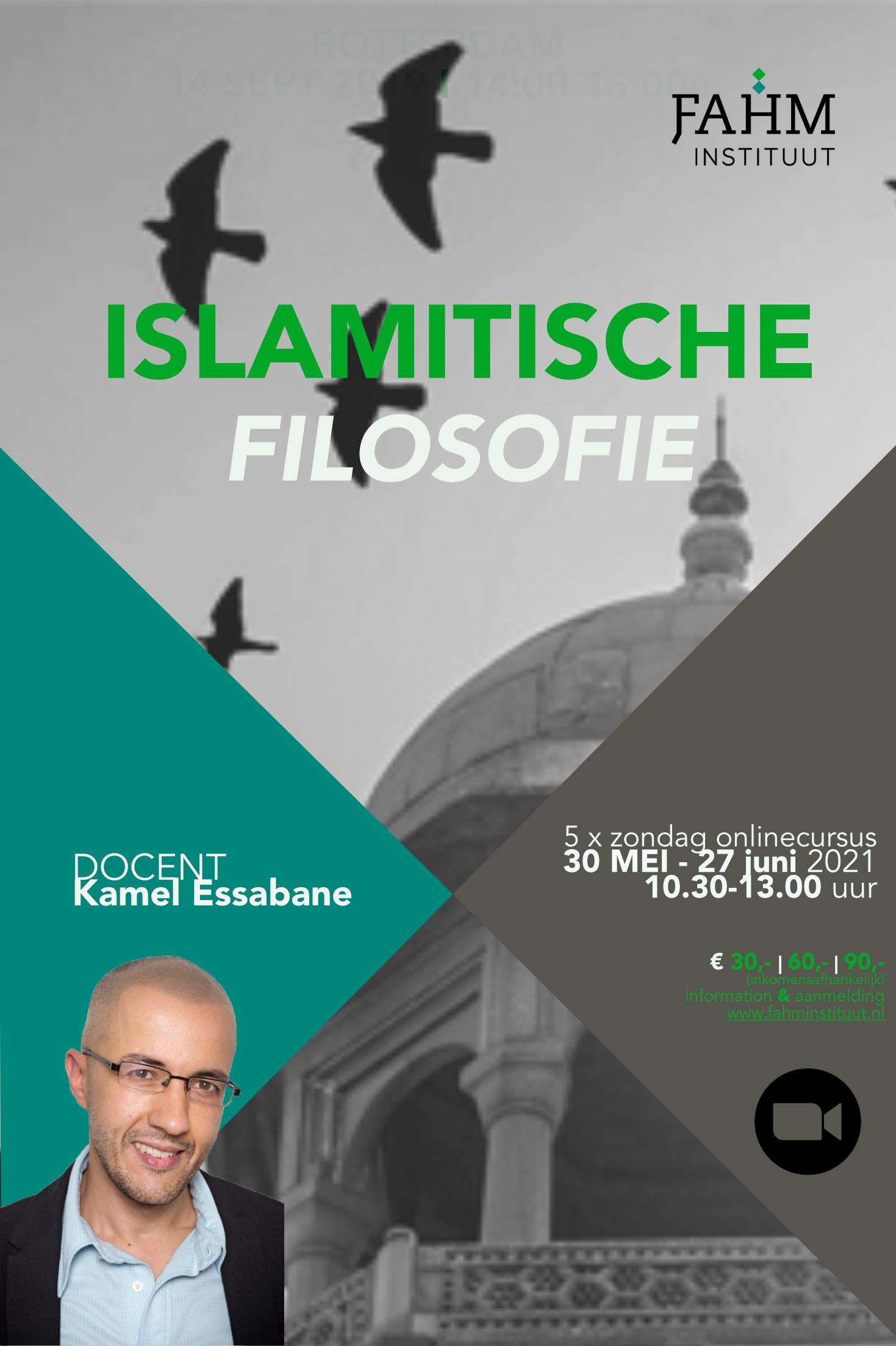 Fahm-ily flyer Islamitische filosofie