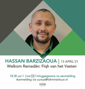 2021 Hassan Barzizaoua Ramadan Fahm instituut