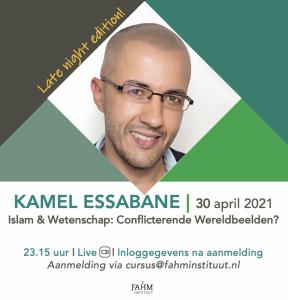 2021 Kamel Essabane Ramadan Fahm instituut
