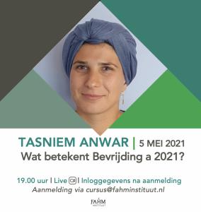 2021 Tasniem Anwar Ramadan Fahm instituut