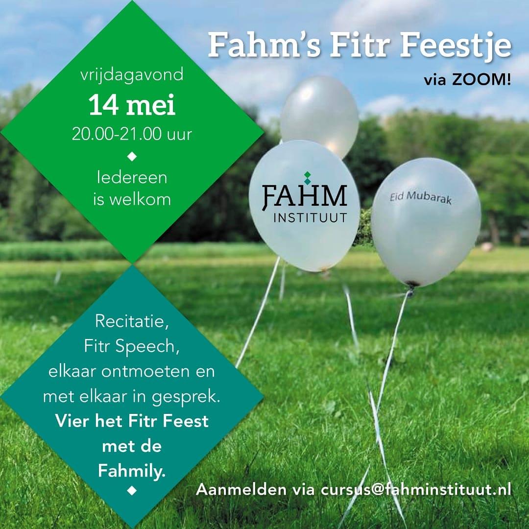 Fahm instituut fitr feest