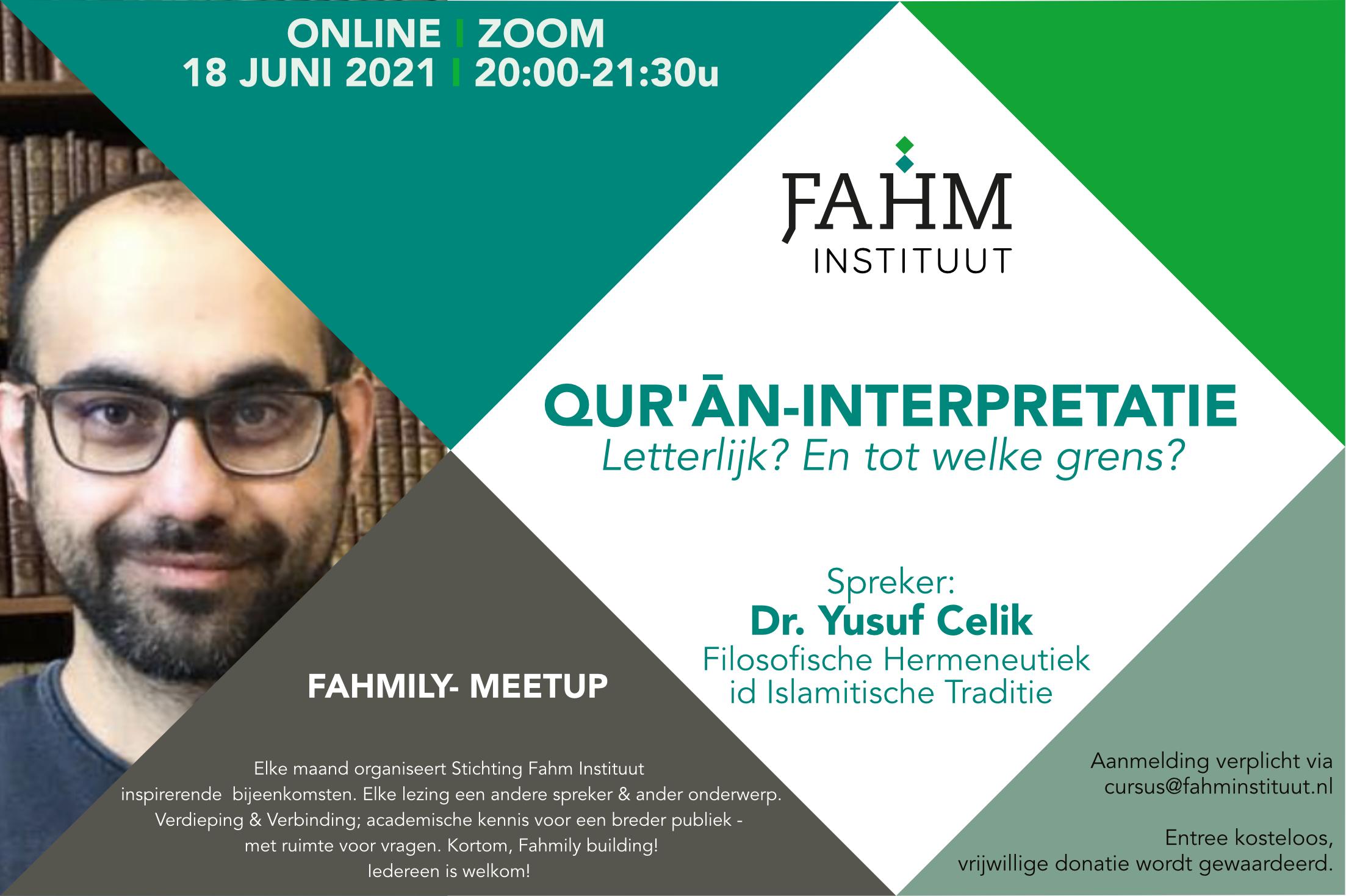 Fahm-ily flyer